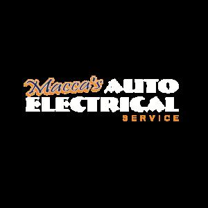 maccas auto electrical service logo
