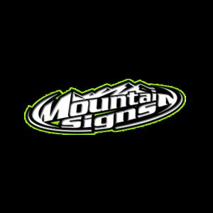 mountain signs logo
