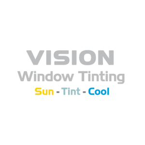 vision window tinting logo